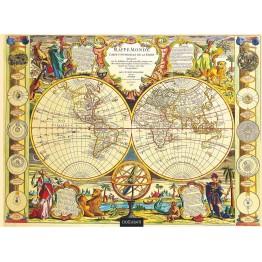 Dünya Haritası I755
