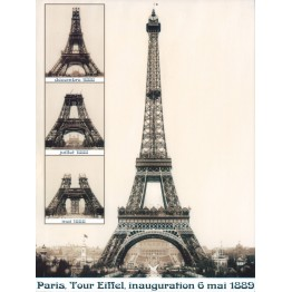 Paris, Eiffel II