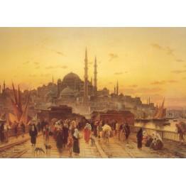 Haliç, Galata Köprüsü