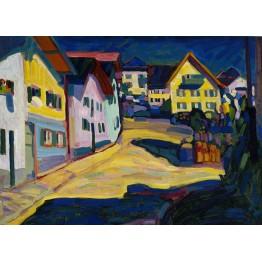 Murnau Burggraben Sokağı