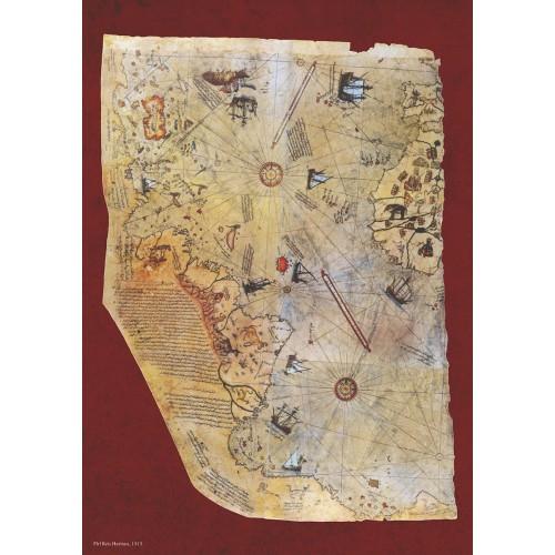 Pîrî Reis Haritası, 1513